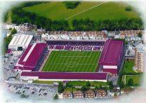 Ashton Gate Stadia Fine Art Print - Bristol City Football Club
