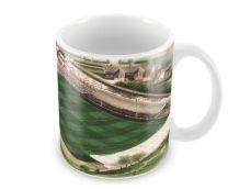 McCain Stadia Fine Art Ceramic Mug - Scarborough Football Club