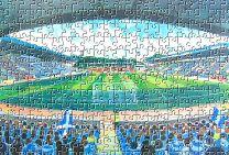 McDiarmid Stadium Fine Art Jigsaw Puzzle - St Johnstone Football Club