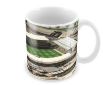 Meadow Lane Stadia Fine Art Ceramic Mug - Notts County Football Club