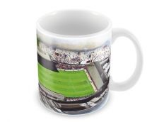 Millmoor Stadia Fine Art Ceramic Mug - Rotherham United Football Club