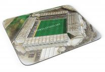 The Den Stadia Fine Art Mouse Mat - Millwall Football Club