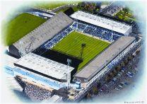 Portman Road Stadia Fine Art Print - Ipswich Town Football Club