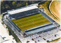 Adams Park Stadia Fine Art Print - Wycombe Wanderers Football Club