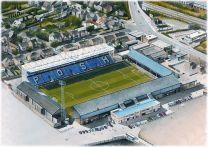 London Road Stadia Fine Art Print - Peterborough United Football Club