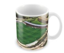 Moss Rose Stadia Fine Art Ceramic Mug - Macclesfield Town Football Club