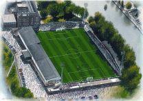 Gay Meadow Stadia Fine Art Print - Shrewsbury Town Football Club
