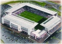 Britannia Stadia Fine Art Print - Stoke City Football Club
