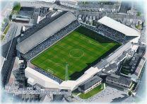 Vetchfield Stadia Fine Art Print  - Swansea City Football Club