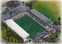 County Ground Stadia Fine Art Print - Swindon Town Football Club