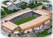 Molineux Stadia Fine Art Print - Wolverhampton Wanderers Football Club