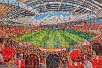 New York Stadium Fine Art Jigsaw Puzzle - Rotherham United Football Club