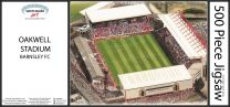 Oakwell Stadia Fine Art Jigsaw Puzzle - Barnsley Football Club