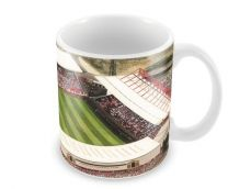 Oakwell Stadia Fine Art Ceramic Mug - Barnsley Football Club