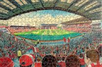 Oakwell Stadium Fine Art Jigsaw Puzzle - Barnsley Football Club