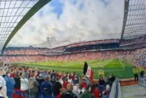 Old Trafford Stadium Fine Art Print - Manchester United Football Club