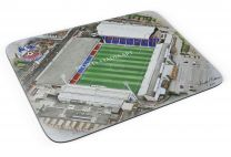 Selhurst Park Stadia Fine Art Mouse Mat - Crystal Palace Football Club