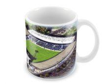 Portman Road Stadia Fine Art Ceramic Mug - Ipswich Town Football Club