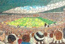 Pride Park Stadium Fine Art Jigsaw Puzzle - Derby County Football Club