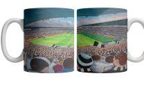 Pride Park Stadium Fine Art Ceramic Mug - Derby County Football Club
