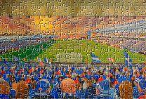 Priestfield Stadium Fine Art Jigsaw Puzzle - Gillingham Football Club