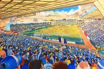 Rugby Park Stadium Fine Art Print - Kilmarnock Football Club