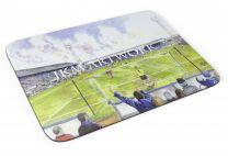 Saltergate Stadium Fine Art Mouse Mat - Chesterfield Football Club