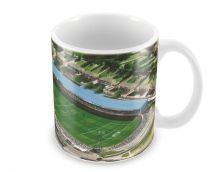 Springfield Park Stadia Fine Art Ceramic Mug - Wigan Athletic Football Club