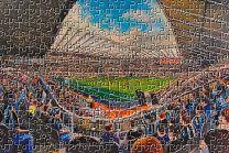 St James' Park Stadium Fine Art Jigsaw Puzzle - Newcastle United Football Club
