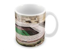 St Mary's Stadia Fine Art Ceramic Mug - Southampton Football Club