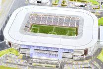 Stadium MK Fine Art Print - Milton Keynes Dons Football Club