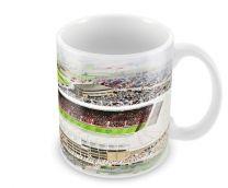 Stadium of Light Stadia Fine Art Ceramic Mug - Sunderland Football Club