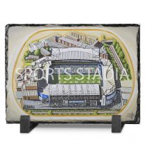 Stamford Bridge Stadium Fine Art Slate Presentation - Chelsea Football Club