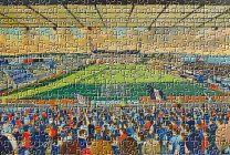Stark's Park Stadium Fine Art Jigsaw Puzzle - Raith Rovers Football Club