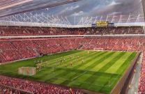 Stadium of Light Stadium Fine Art Box Canvas Print 'v Newcastle United 2015' - Sunderland Football Club'