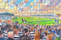The Boulevard Stadium Fine Art Jigsaw Puzzle - Hull Rugby League Coub