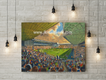 The Hawthorns Stadium Fine Art Canvas Print - West Bromwich Albion Football Club