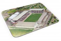 Turf Moor Stadia Fine Art Mouse Mat - Burnley Football Club