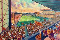 Valley Parade Stadium Fine Art Print - Bradford City Football Club