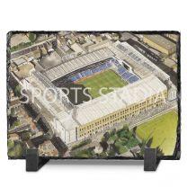 White Hart Lane Stadium Fine Art Slate Presentation - Tottenham Hotspur Football Club